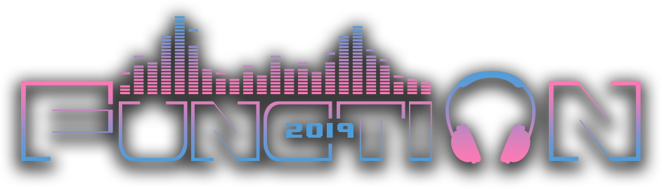 function 2019 demoscene party logo